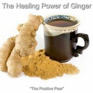 The Healing Power of Ginger
